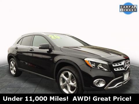 Pre-Owned 2020 Mercedes-Benz GLA GLA 250 4MATIC® 4D Sport Utility