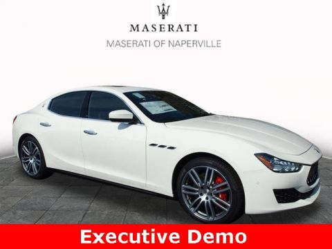 New 2019 Maserati Ghibli S Q4 AWD 4D Sedan