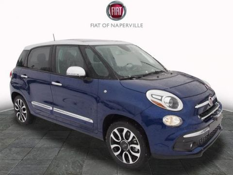 New 2019 FIAT 500L Lounge FWD 4D Hatchback